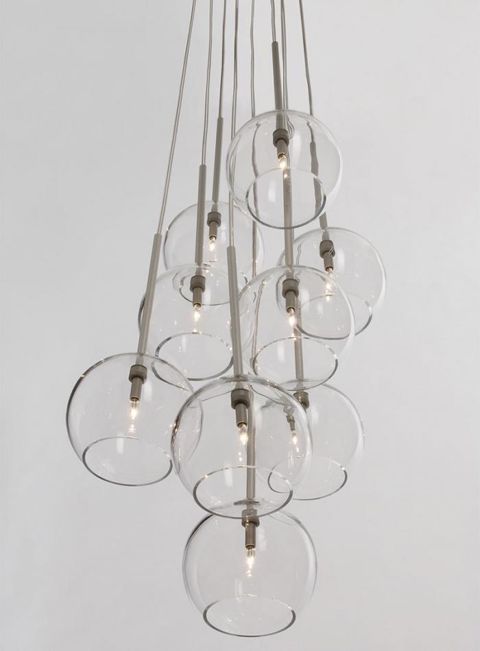 New bubble chandelier